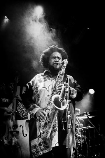 Kamasi Washington BIRD Rotterdam