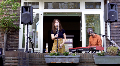 BIRD on The Block - Courtyard Concerts